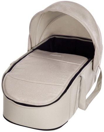 Maxi-Cosi košara Laika Soft Carrycot, barva peska
