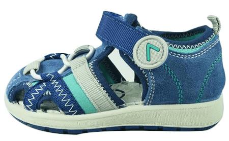 8e72176d896d Primigi chlapecké sandály 22 modrá