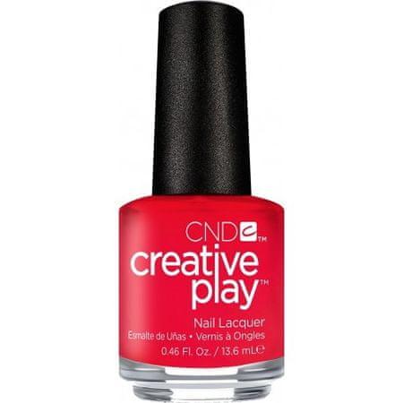 CND lak za nohte Creative Play Hottie Tomattie (št. 453), 13,6 ml
