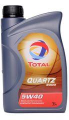 Total motorno ulje v Quartz 9000 5W-40, 1l