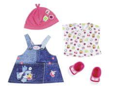 BABY born Džínová souprava šaty