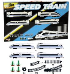 železnica na baterije