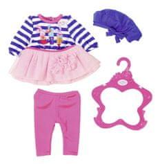 BABY born komplet odjeće s beretkom
