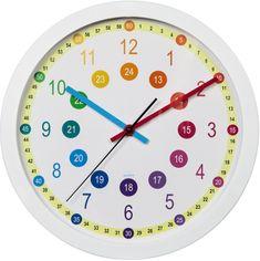 Hama Easy Learning nástěnné hodiny