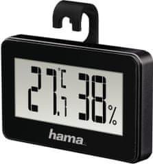 Hama Mini hőmérő/higrométer