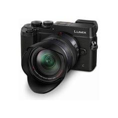 Panasonic digitalni fotoaparat Lumix GX8, črn + 12-35/2,8