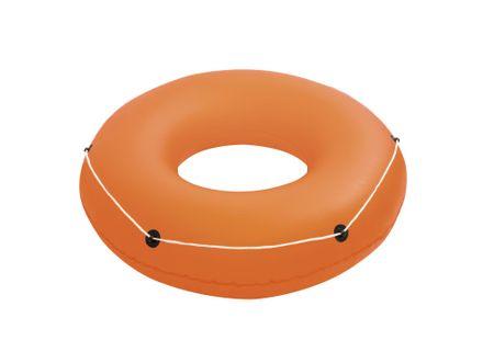 Bestway napihljiv obroč, oranžen, premer 1,19 m