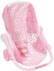 Baby Annabell Prijenosno sjedalo na kotačima