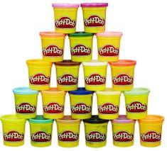Play-Doh zestaw kreatywny, 20 szt.