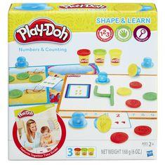 Play-Doh Čísla & Počítanie