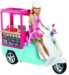 Mattel Barbie Slaščičarski skuter