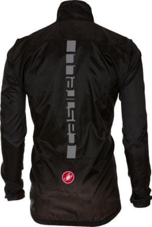 Castelli Squadra ER Kerékpáros dzseki, Fekete, XXL | MALL.HU