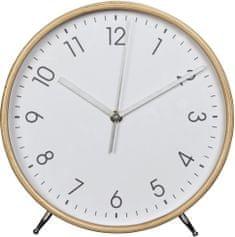 HAMA HG-220, drevené stolné hodiny