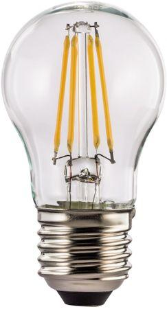 Hama Xavax LED filament izzó E27, csepp alakú