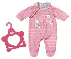 Baby Annabell oblačila za igranje, roza pižama