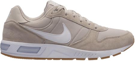Nike NIGHTGAZER Shoe Desert Sand White-Gum Light Brown 45,5