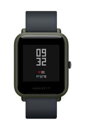 ece585b8b Xiaomi Mi Sports Watch Basic, Green - chytré hodinky - rozbaleno ...