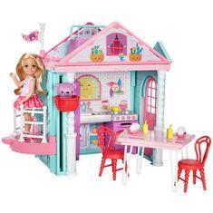 Mattel Barbie Víla Chelsea in hiška