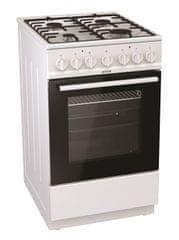 Gorenje kuchnia gazowo-elektryczna K5241WH