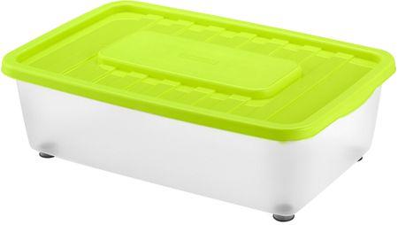 Heidrun kutija za pohranu 25 l, zelena