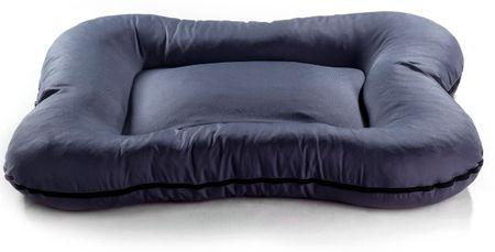 Argi jastuk za pse Premium Matrace, grafitno siva, M