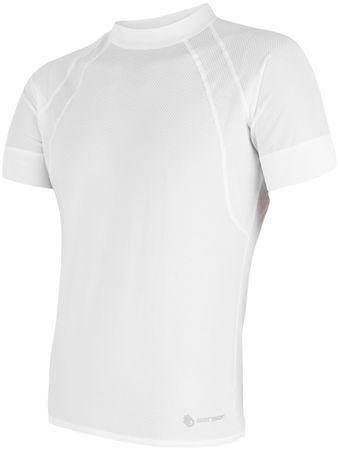 Sensor Coolmax Air pánské triko kr.rukáv bílá S