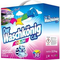 Waschkonig Proszek do prania COLOR 2,5 kg