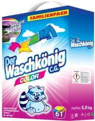 Waschkonig Prášok na pranie COLOR 5 kg