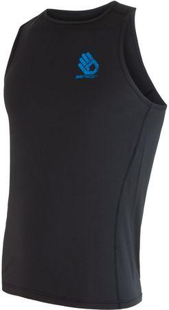 Sensor Coolmax Fresh PT Hand ujjatlan férfi póló fekete M