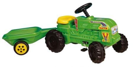 Dohany 100 Traktor Turbo pótkocsival