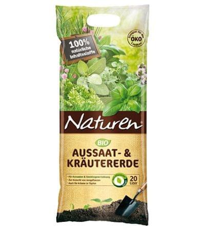 Substral substrat za gojenje Naturen Bio-substrat, 20 l