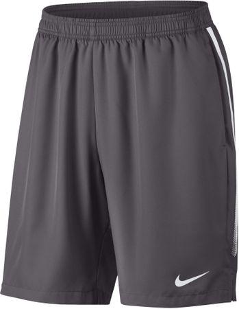 Nike męskie spodenki sportowe Dry Short 9In Gunsmoke White S