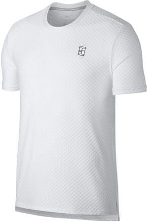 Nike M NKCT Top SS Checkered BL White Black S