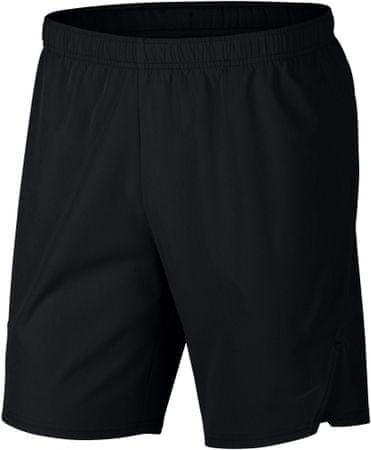 Nike męskie spodenki sportowe M NKCT Flx Ace Short 9In Black White 2XL