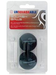 Unsquashable set žogic Squash, tekmovalne, 2kos