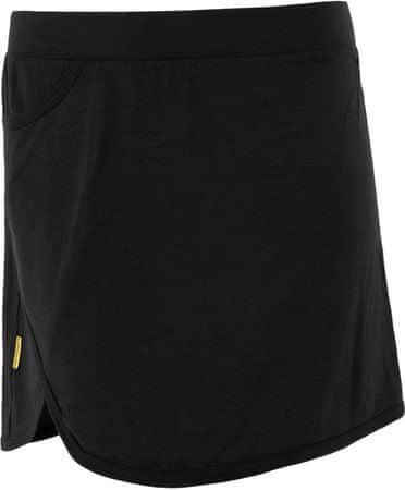 Sensor žensko krilo Merino Wool Active, XL, črna