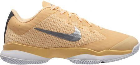 Nike ženski čevlji Air Zoom Ultra Tennis Shoe, Tangerine Tint Metallic Silver, 38