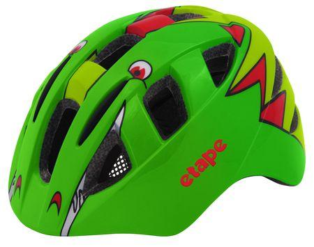 Etape kask rowerowy Kitty zielony 48 - 54 cm