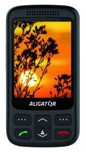 Aligator VS900 Senior, černý - rozbaleno