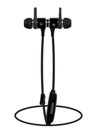 Evolveo słuchawki sportowe SPORTLIFE MG8, czarny