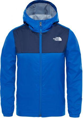 The North Face deška nepremočljiva jakna B Zipline Rain Jacket, Turkish Sea, S