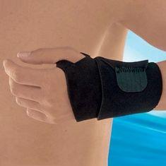 Futuro Sport bandaža za zapestje z odprtino za palec, črna