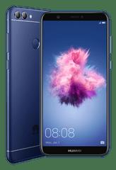 Huawei P smart - FullView displej a Duální fotoaparát, modrý