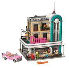 LEGO Creator Expert 10260 Reštaurácia v centre mesta