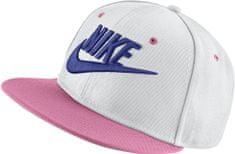 Nike Y NK True Cap Futura White Coral Chalk Black Rush Violet