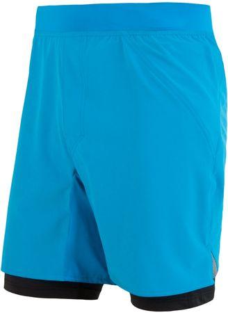 Sensor moške športne kratke hlače Trail, XL, modra/črna