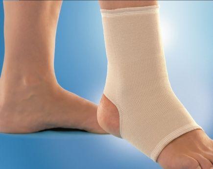 Futuro elastična bandaža za gleženj, bež, M
