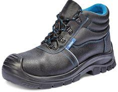 Raven Pracovná obuv XT O1 čierna 36