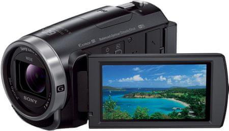 Sony videokamera HDR-CX625B