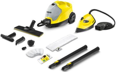 Kärcher SC 4 EasyFix Iron Kit (yellow)